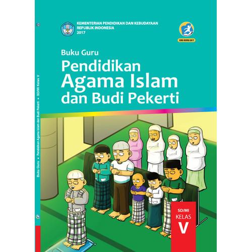 Foto Produk Buku guru Pendidikan Agama Islam dan Budi Pekerti Kelas 5 SD-MI dari BUKUREFERENSITKdanSD