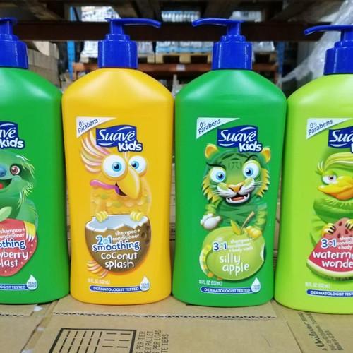 Foto Produk suave kids shampoo 2 in 1 - apple dari Kereta Belanja