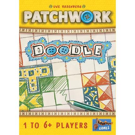 Foto Produk Patchwork Doodle ( Original ) Board Game - TBG Board Games Store dari Toko Board Game