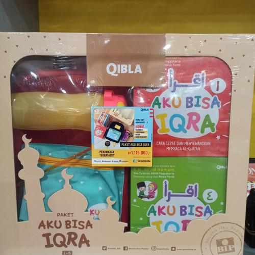 Foto Produk Paket Aku Bisa Iqra dari Masreshop