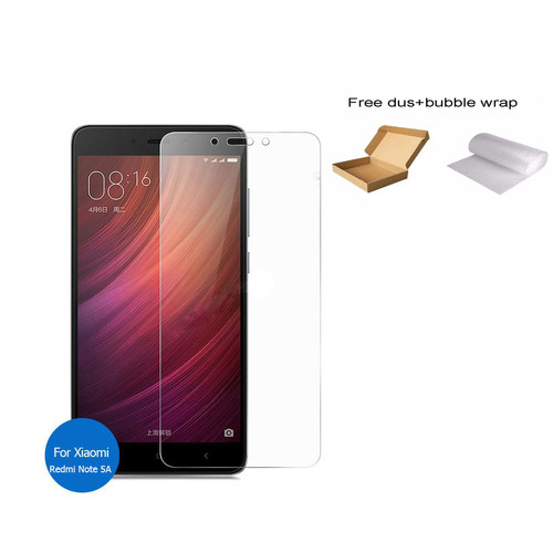 Foto Produk Xiaomi Redmi note 5A Tempered Glass Screen Protector Anti Gores dari Sentosa Jaya Selalu