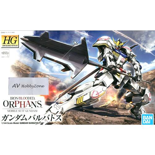 Foto Produk HG Gundam 001 Barbatos dari AV HobbyZone