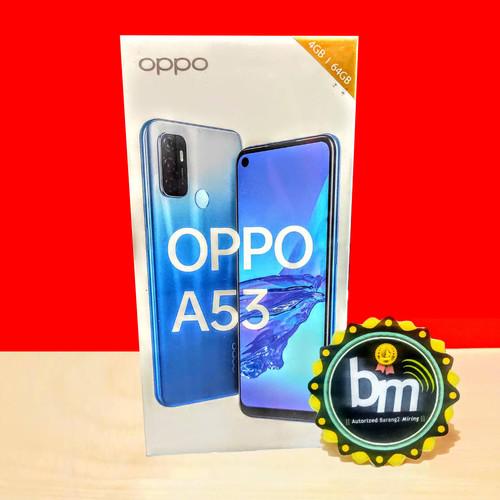 Foto Produk OPPO A53 Smartphone 4GB/64GB (Garansi Resmi) dari Azkhal_bm