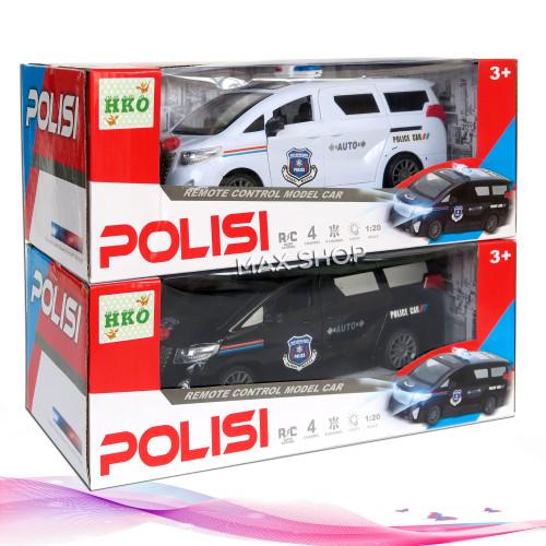 Foto Produk Mainan Anak Mobil RC Polisi Alphard Police 3276 Remote Control Car dari MAXSHOP-ONLINE
