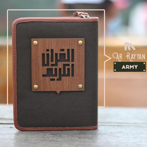 Foto Produk Al-Quran Madina Ar-Rayyan Bonus Cashback 5% - Black dari Grosir Produk Muslim