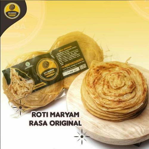 Foto Produk Roti maryam cane canai original isi 10 dari ATUDA