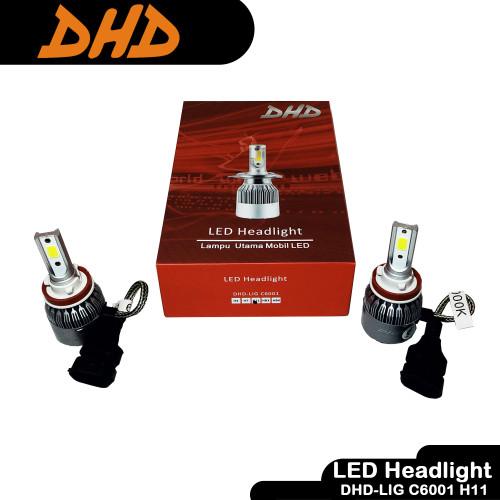 Foto Produk LED MOBIL DHD H11 dari Playoff Store