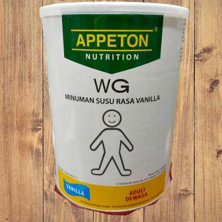 Foto Produk Apetton Weight Gain Adult 900gr - Vanila dari HadinathaStore