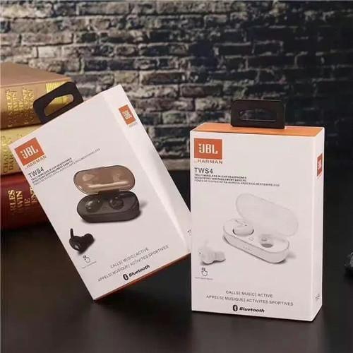 Foto Produk Headset bluetooth TWS 4 Wireless earphone bluetooth tws 4 SUPER BASS dari Y42N.ACC