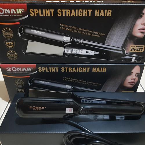 Foto Produk catokan rambut sonar sn 823 catok dari AA eshop