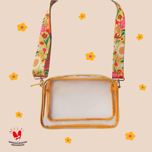 Foto Produk CALYA Kembang Nusantara SLING BAG dari SOVLO
