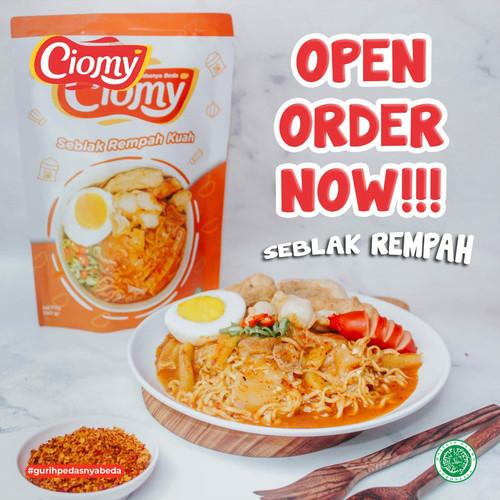 Foto Produk CIOMY SEBLAK / SEBLAK INSTAN / SEBLAK REMPAH / SEBLAK /BACO ACI SEBLAk - goreng dari alint_food