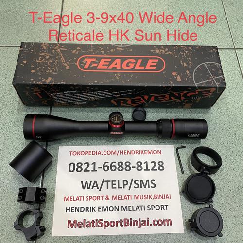 Foto Produk T-Eagle 3-9x40 Wide Angle HK dari Hendrik Emon