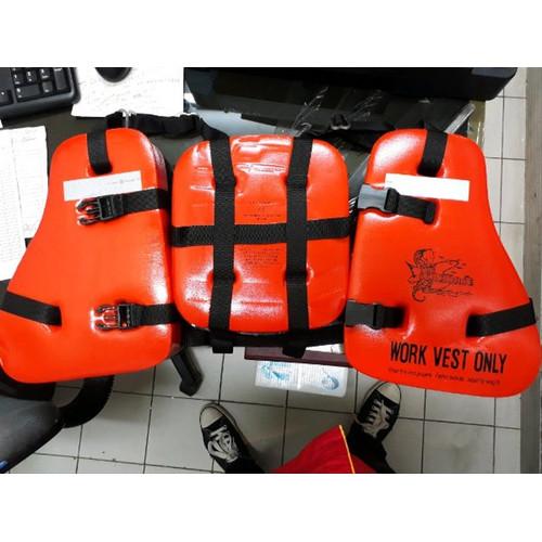 Foto Produk Jual Pelampung Safety Workvest Seahorse Life Jacket Buoyant dari GARDA SAFETY INDONESIA