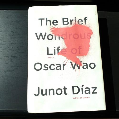 Foto Produk The Brief Wondrous Life of Oscar Wao dari Delicia Mandy Reads