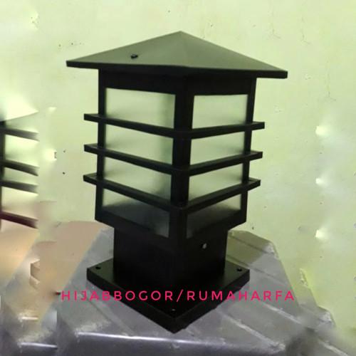 Jual Lampu Taman Lampu Pagar Minimalis Kab Bogor Roemah Arfa Tokopedia