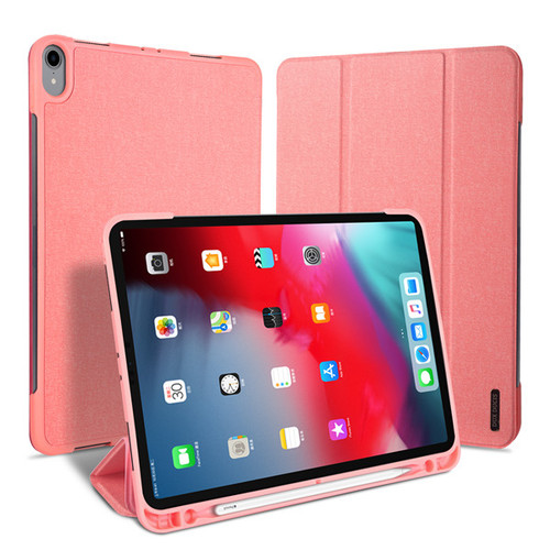 Foto Produk Casing Case Ipad Pro 11 2018 Domo Dux Ducis - Merah Muda dari toko besar accessories
