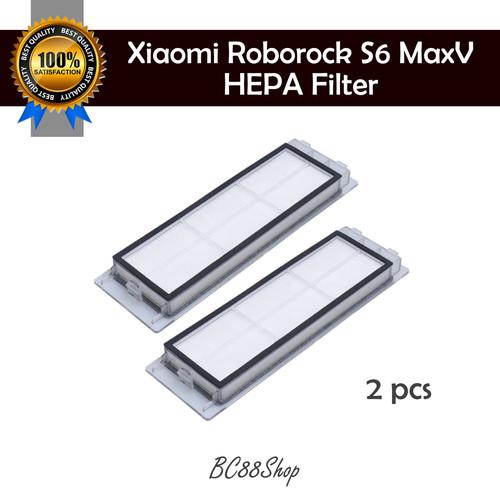 Foto Produk Xiaomi Roborock S6 MaxV Hepa Filter (sparepart) dari BC88Shop
