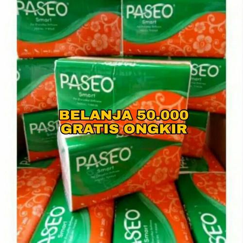 Foto Produk Tissue Tisu Paseo Smart 250 Sheets Refill Facial murah - nice 180 dari zii shopp