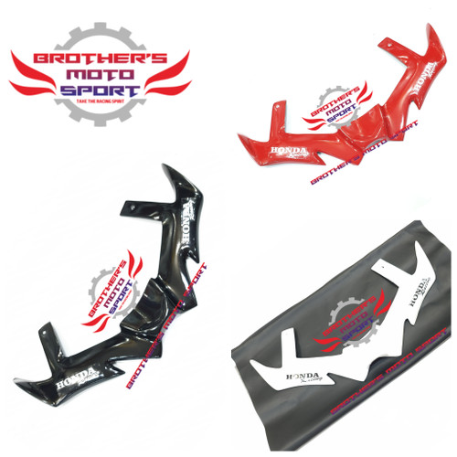 Foto Produk winglet vario 150 winglet vario 125 winglet honda vario 150 / 125 lama dari brothers moto sport