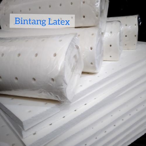 Foto Produk Busa Latex untuk Jok Motor dan Mobil 40cm x 80cm x 2,5cm - Broken White dari Bintang Latex