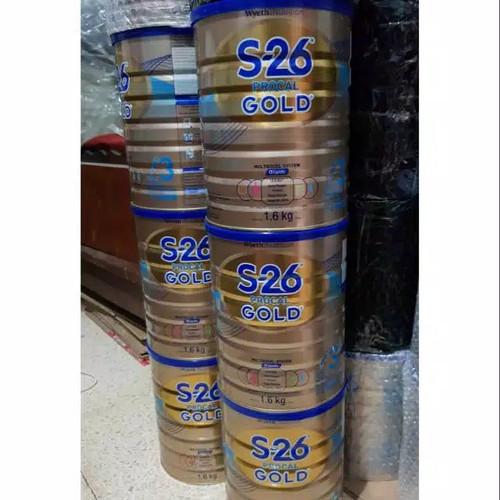 Foto Produk s26 procal gold tahap 3 1600 gr dari Dee Collection