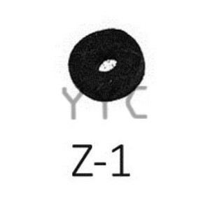 Foto Produk Felt Washer Cymbal Import Quality SATUAN - S dari YYC Store