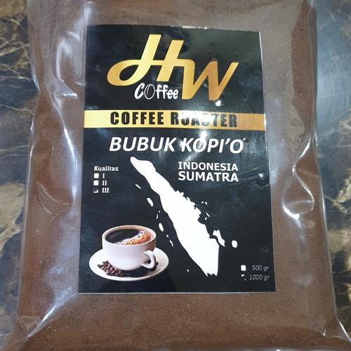 Foto Produk Bubuk kopi sidikalang 1kg Grade III - Kasar dari HW Coffee