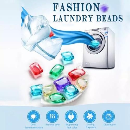 Foto Produk Sabun Ajaib Deterjen Laundry Magic Soap Gel Ball Kapsul Mesin Cuci New dari paffie shop