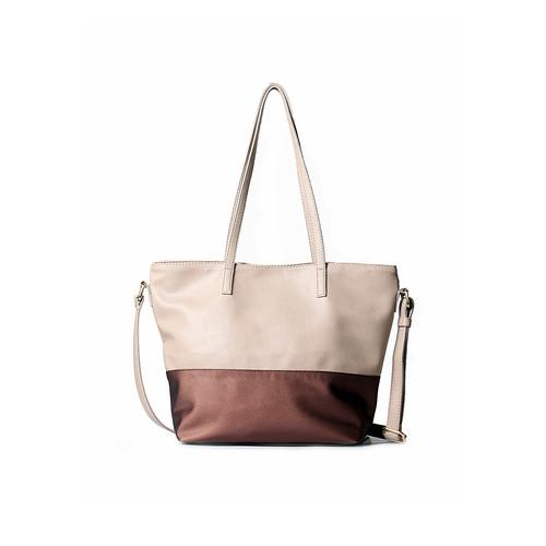 Foto Produk Ceviro Emica Tote Bag Shoulder Bag - Cokelat dari Ceviro Bags Indonesia