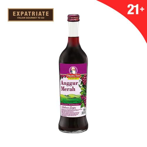 Foto Produk Orang Tua Anggur Merah 620ml dari Expatriate Gourmet To Go