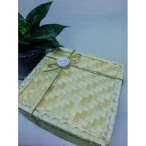 Foto Produk Hampers baby newborn - Set kado baby boy - Bamboo box dari bloomtifulproject