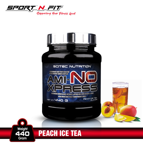 Foto Produk SCITEC AMI-NO XPRESS PEACH ICE TEA dari Sport N Fit