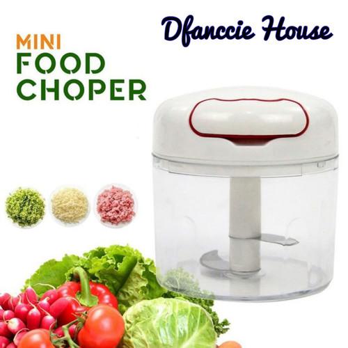 Foto Produk SPEADY CHOPPER MINI Blender Tarik - Mini Food Chopper dari dfanccie house