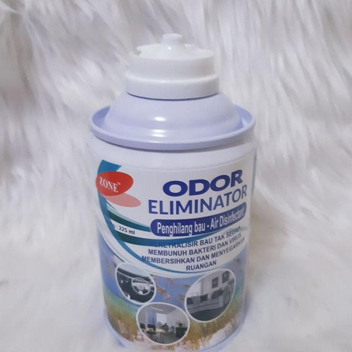 Foto Produk Disinfektan Fogging Mobil ZONE Odor Eliminator Anti Virus ZONE - menthol dari Indo Utama Otoparts