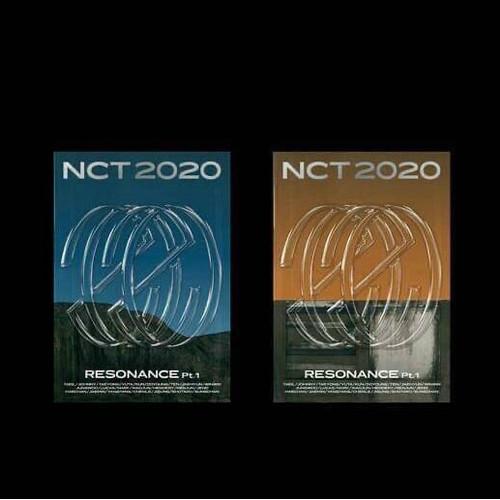 Foto Produk po album NCT 2020 resonance pt 1 (baca deskripsi) dari Aphink's Shop
