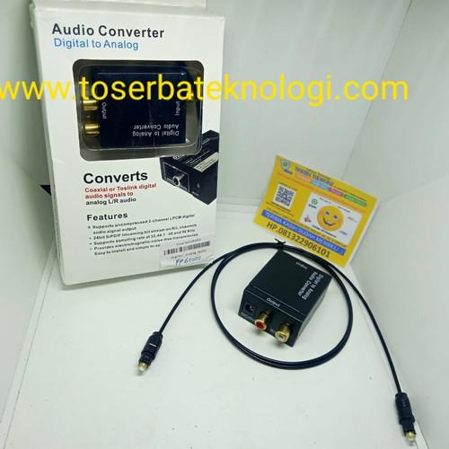 Foto Produk Digital Analog Audio optical dari Toserba Teknologi Official