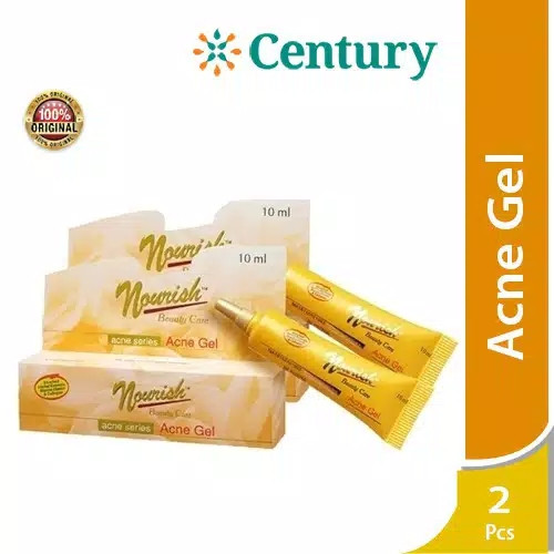 Foto Produk Nourish BC Acne Gel / Obat Jerawat / Acne Scar / oily skin dari CENTURY HEALTHCARE