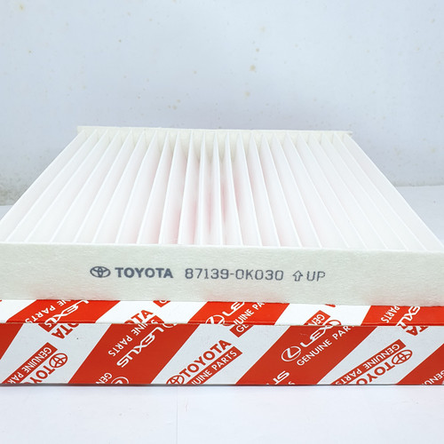 Foto Produk Filter AC-Filter Kabin Toyota Innova REBORN-Fortuner-Hilux-Alphard-VRZ dari Gaya Motor Jakarta