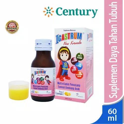 Foto Produk IGASTRUM NEW FORMULA 60 ML dari CENTURY HEALTHCARE