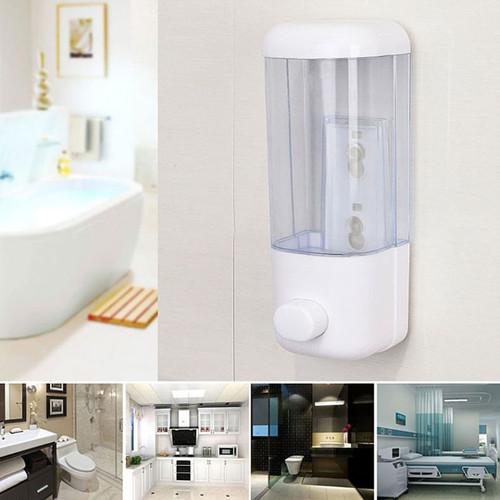 Foto Produk Dispenser Sabun Cair 1 Tabung Touch Soap Single dari AngeloHut