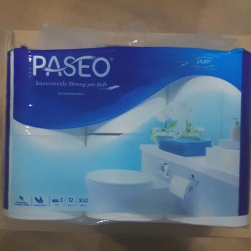 Foto Produk Tissue PASEO TOILET 12 ROLL - Kuat dan Lembut di Kulit Anda dari Packing Packing