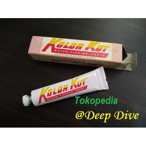 Foto Produk Kolor Kut Water Finding Paste For Petroleum and Chemical Industries dari DEEP DIVE