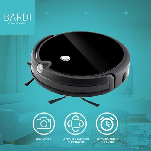 Foto Produk BARDI Smart Robot Cam Vacuum Mopping Cleaner(sapu pel lantai otomatis) dari BARDI PONTIANAK OFFICIAL