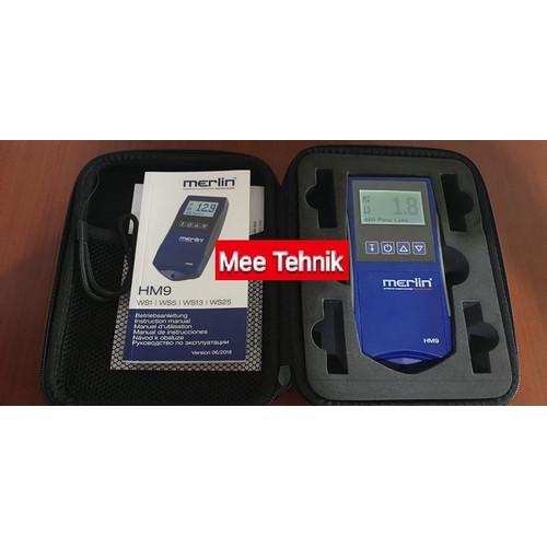 Foto Produk MC- TESTER Merlin HM9 WS13 dari Mee Online Order