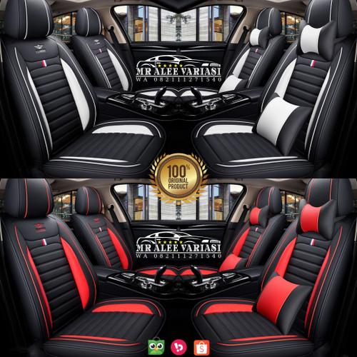 Foto Produk Sarung jok mobil mitsubishi xpander sport exceed ultimate dari MR. ALEEVARIASI