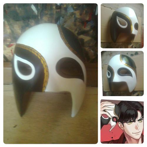 Foto Produk Topeng Mask BJ Alex dari Bengkel Topeng Koran