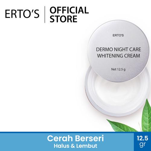 Foto Produk ERTO'S Night Cream (krim Malam) dari Erto's Official Shop