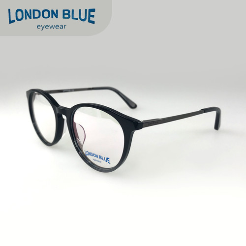 Foto Produk LONDON BLUE Frame Kacamata Wanita / Pria (LB7005-C01B) Stylish dari Optik Internasional Official