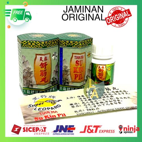 Foto Produk Tian Ma Su Kin Pil - Obat Rematik - Nyeri Pada Tulang DLL dari Lapak  Asli